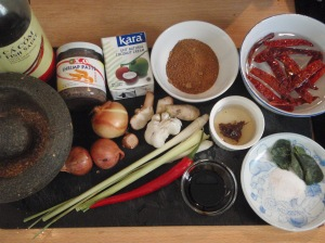 satay peanut sauce ingredients